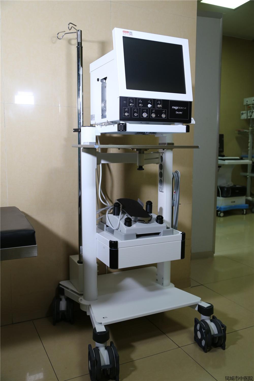 德国GEUDER MEGATRON S4(超声眼科乳化玻切治疗仪)